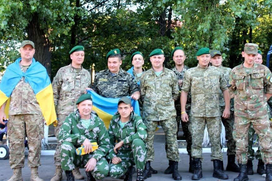 Українські зірки в Новогродівці, фото-3