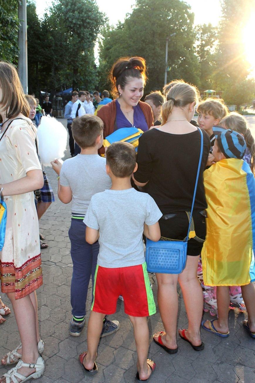 Українські зірки в Новогродівці, фото-16
