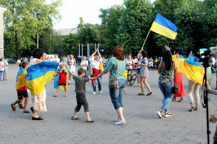 Українські зірки в Новогродівці, фото-13