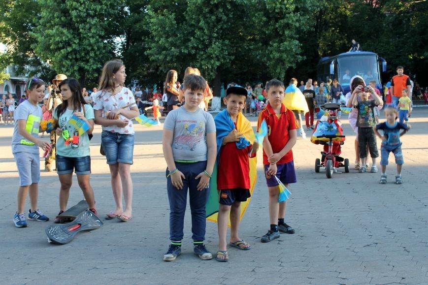 Українські зірки в Новогродівці, фото-9