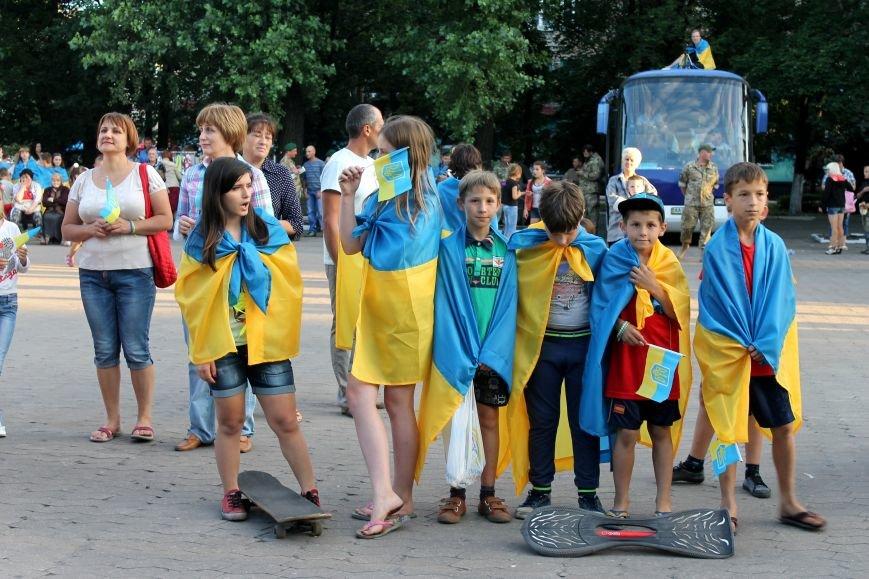Українські зірки в Новогродівці, фото-17