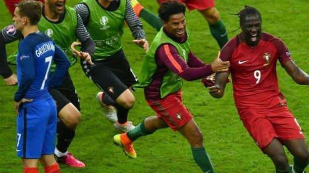 Португалия - чемпион Европы по футболу, фото-1