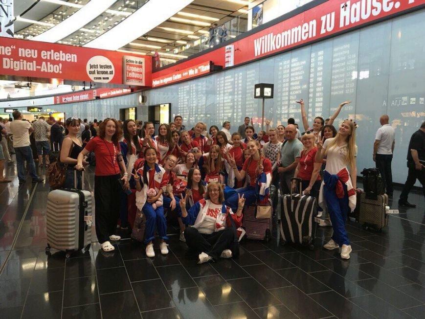 Чемпионы из Новой Москвы: Троицкий танцевальный коллектив занял первое место на Чемпионате Европы по Черлидингу, фото-1