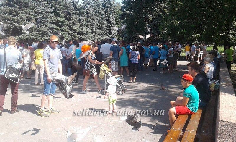 """Ситуация на шахтах ГП """"Селидовуголь"""" до сих пор не прояснилась, фото-5"""