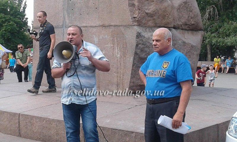 """Ситуация на шахтах ГП """"Селидовуголь"""" до сих пор не прояснилась, фото-10"""