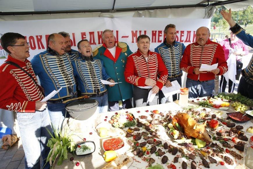 В Краснопахорском поселении Новой Москвы прошёл фестиваль «Московский гриль», фото-1