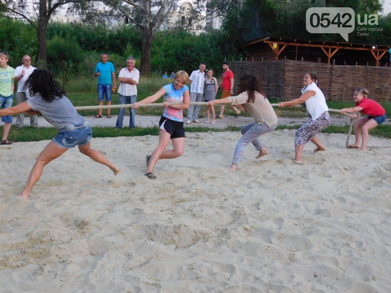 В Сумах отпраздновали праздник Ивана Купала (ФОТООТЧЕТ), фото-9