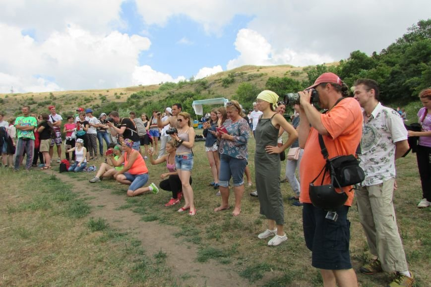 За сохранение Южного Буга и Бугского Гарда: спортивно-художественная акция вблизи Южноукраинска, фото-6