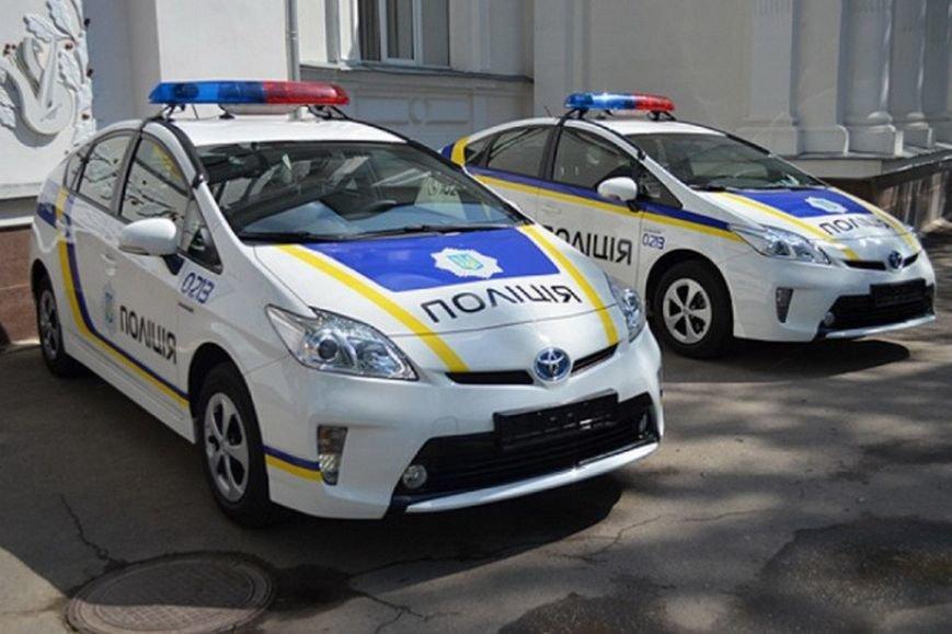"""Автопарк украинской полиции """"пополнится"""" новыми внедорожниками, фото-2"""