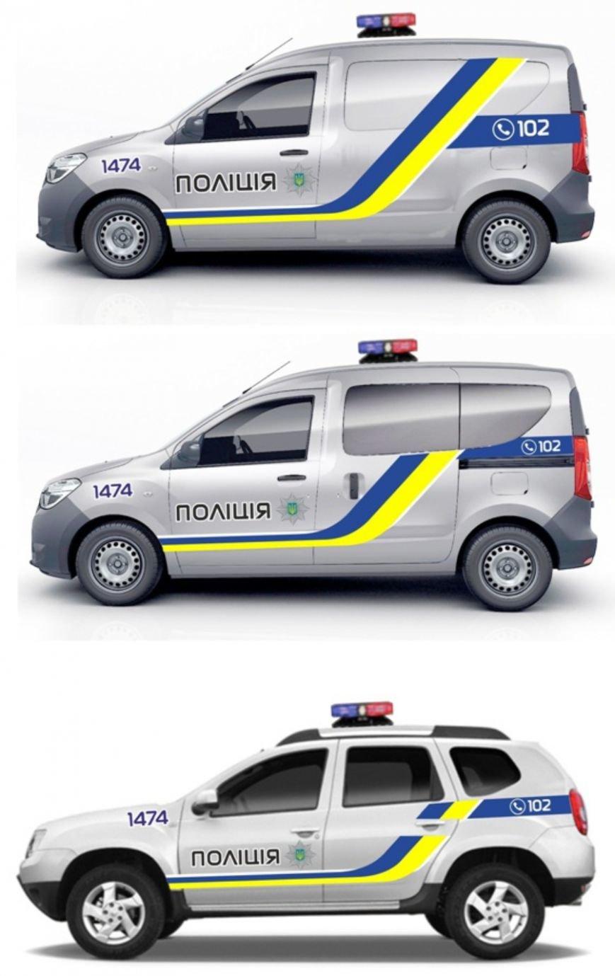 """Автопарк украинской полиции """"пополнится"""" новыми внедорожниками, фото-3"""
