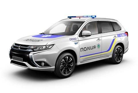 """Автопарк украинской полиции """"пополнится"""" новыми внедорожниками, фото-1"""