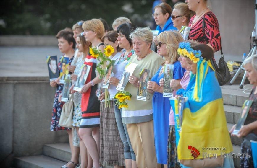 В Запорожье почтили жертв трагедии под Зеленопольем, фото-2