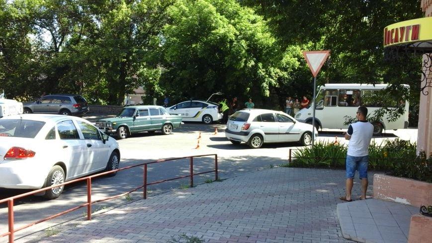 В Кировограде произошло еще одно ДТП (ФОТО), фото-1