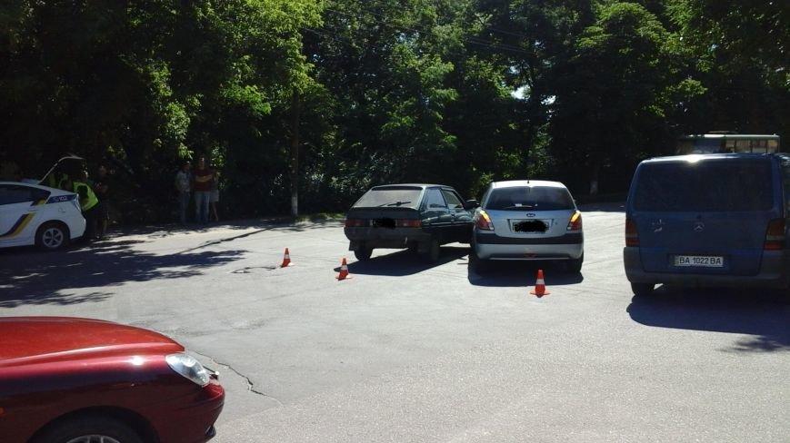 В Кировограде произошло еще одно ДТП (ФОТО), фото-2