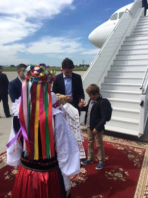 До Львова завітав Прем'єр-міністр Канади Джастін Трюдо (ФОТО), фото-2
