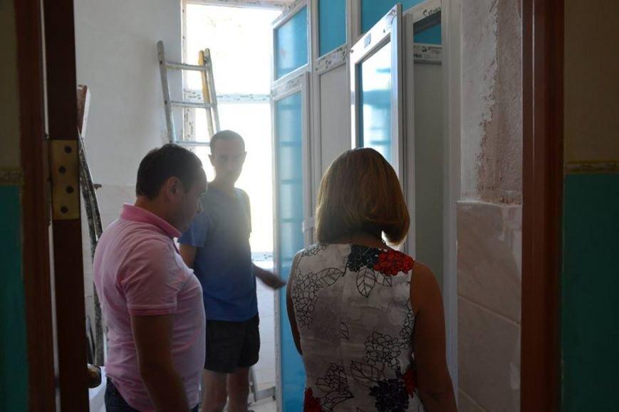 Як триває ремонт у жіночій консультації №1 (ФОТО), фото-4