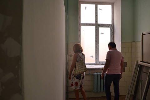 Як триває ремонт у жіночій консультації №1 (ФОТО), фото-2
