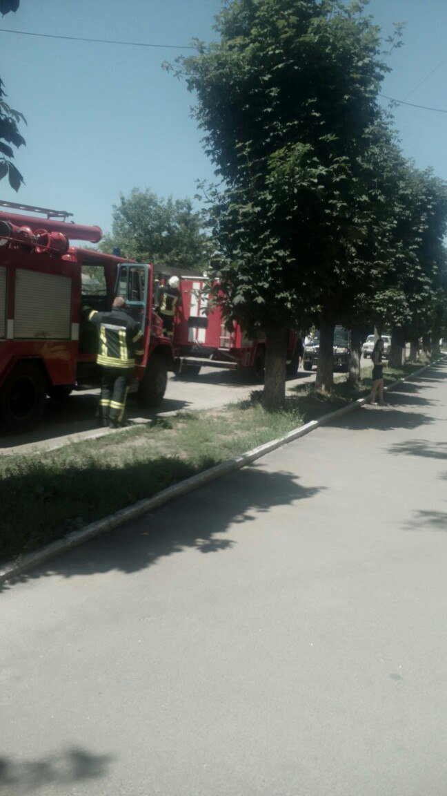 В Кировограде случился пожар (ФОТО), фото-2