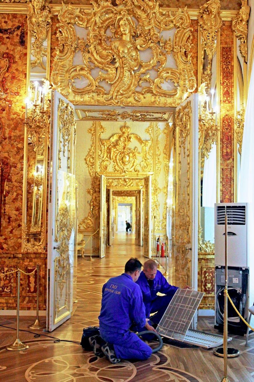 Вторник. В Екатерининском дворце - традиционный выходной, фото-1