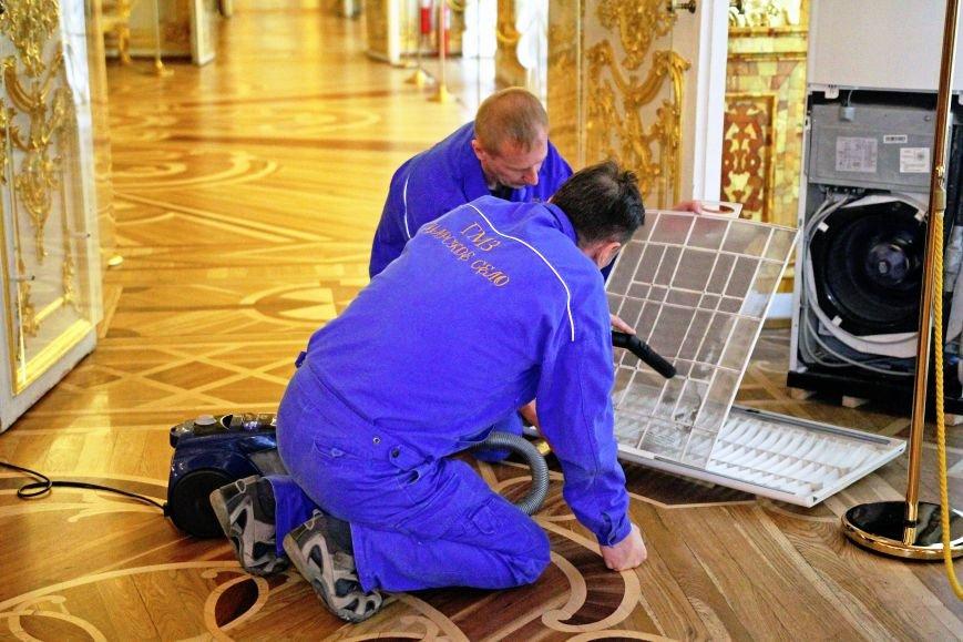 Вторник. В Екатерининском дворце - традиционный выходной, фото-2