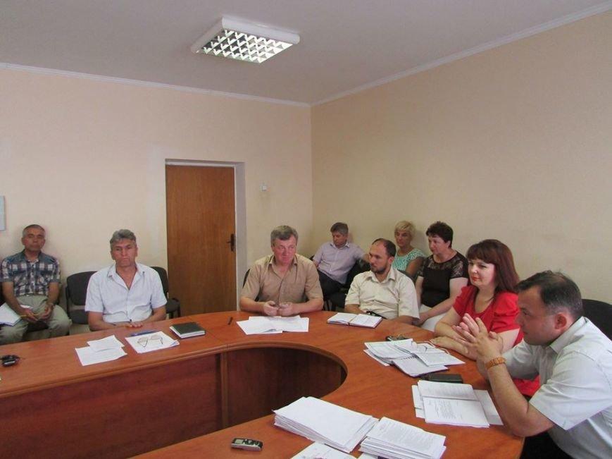 Розпочали роботу постійні комісії Новоград-Волинської міської ради, фото-1