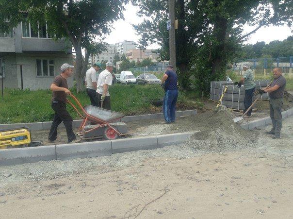 Стало відомо, коли у Львові завершать ремонт вулиці Біберовича (ФОТО), фото-3