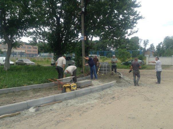 Стало відомо, коли у Львові завершать ремонт вулиці Біберовича (ФОТО), фото-4
