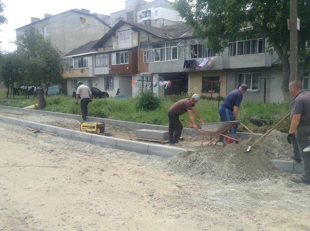 Стало відомо, коли у Львові завершать ремонт вулиці Біберовича (ФОТО), фото-1