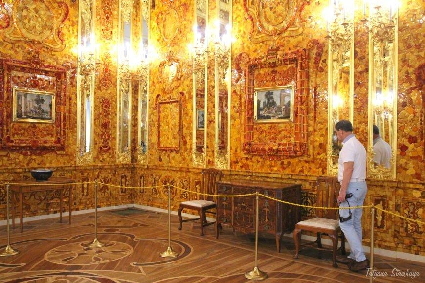 Кто стучит в Янтарной комнате?, фото-2