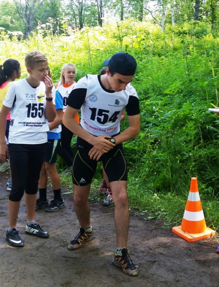 Первые летние соревнования по кроссу прошли в Южно-Сахалинске, фото-2