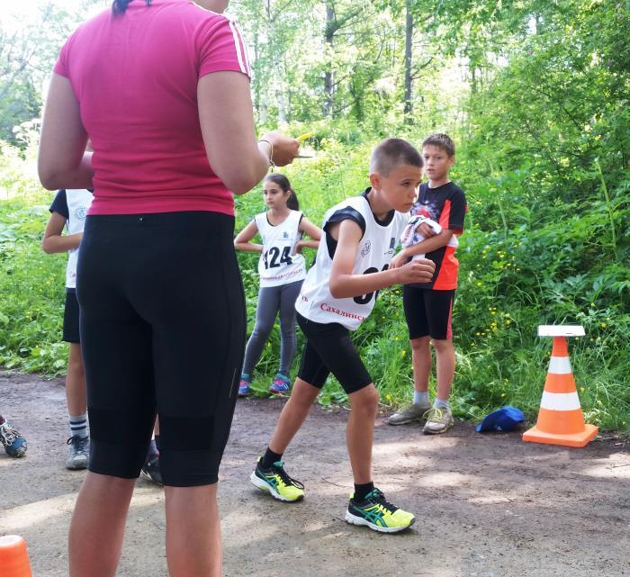 Первые летние соревнования по кроссу прошли в Южно-Сахалинске, фото-1
