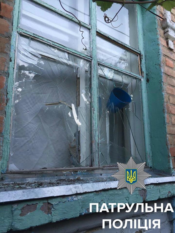 В Кировограде мужчина крушил дом своей сожительницы (ФОТО), фото-2