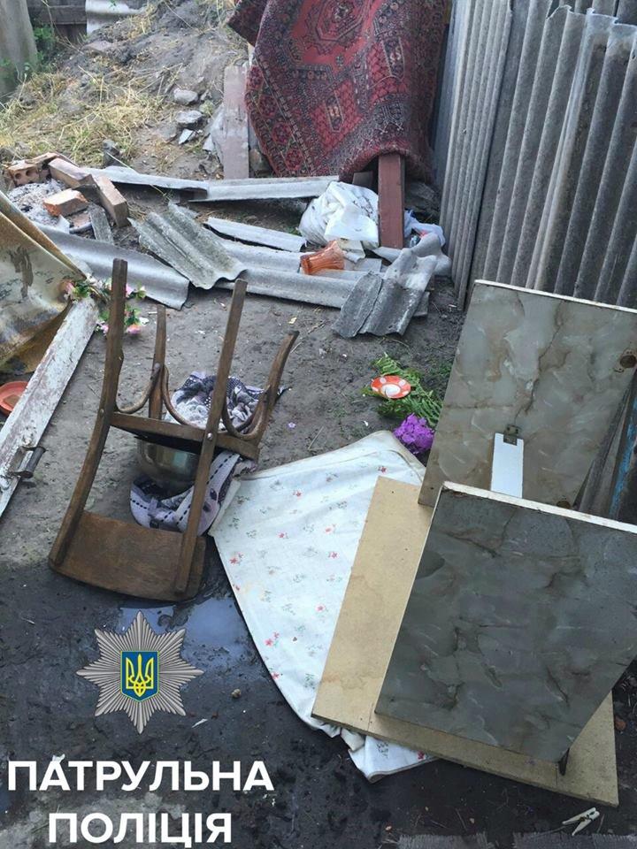 В Кировограде мужчина крушил дом своей сожительницы (ФОТО), фото-6