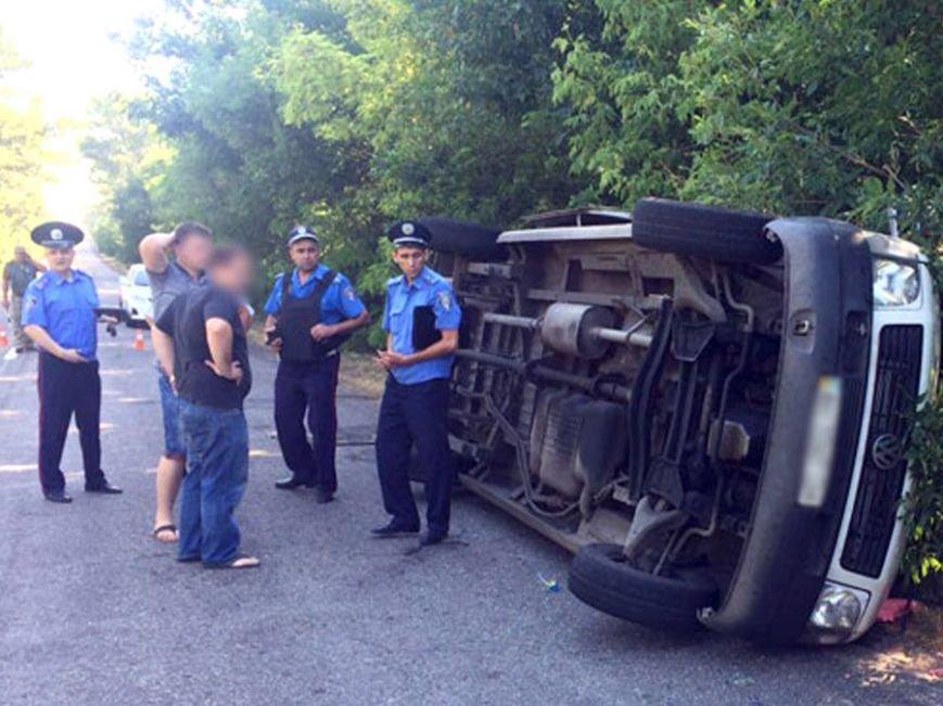 В ДТП потрапив мікроавтобус напрямком Селідово-Бердянськ, є постраждалі, фото-2