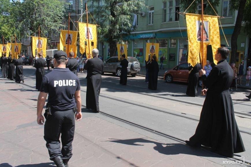 В Одессе прошел крестный ход православной церкви Московского патриархата (фото), фото-3