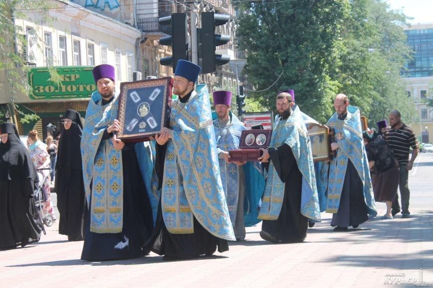 В Одессе прошел крестный ход православной церкви Московского патриархата (фото), фото-4