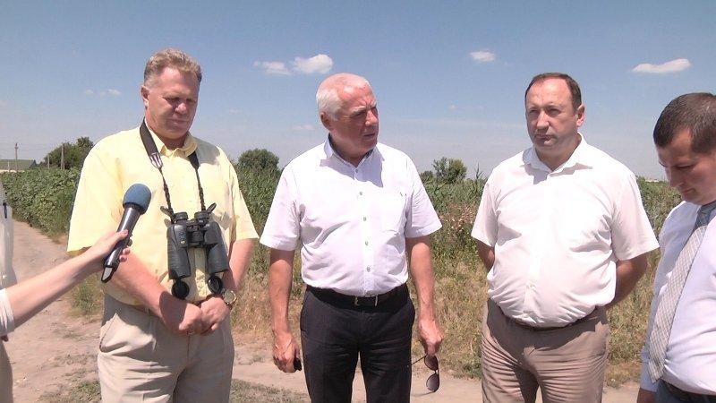 Власти Павлограда намерены предотвратить летние пожары