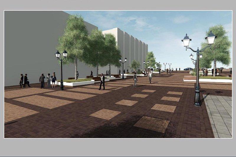 В Белгороде появится первая пешеходная улица, фото-1