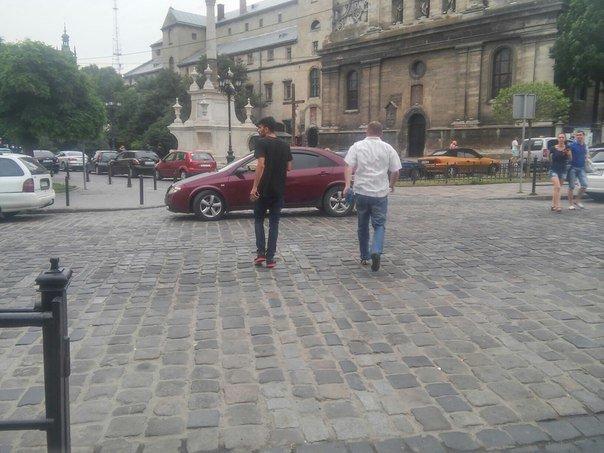 Біля Галицького ринку облаштують пішохідний перехід (ФОТО), фото-1