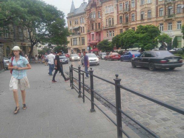 Біля Галицького ринку облаштують пішохідний перехід (ФОТО), фото-3