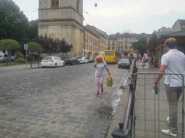 Біля Галицького ринку облаштують пішохідний перехід (ФОТО), фото-2