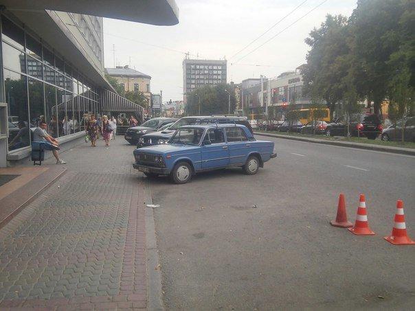 Парковку поблизу готелю «Львів» планують перенести (ФОТО), фото-1