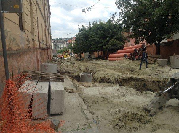 У Львові вулицю Детька відремонтують за 2 млн. 366 тисяч гривень (ФОТО), фото-7