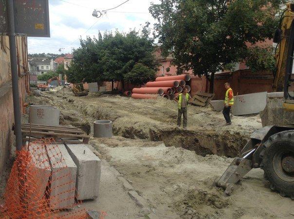 У Львові вулицю Детька відремонтують за 2 млн. 366 тисяч гривень (ФОТО), фото-8