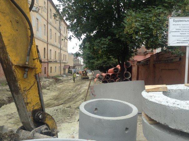 У Львові вулицю Детька відремонтують за 2 млн. 366 тисяч гривень (ФОТО), фото-5