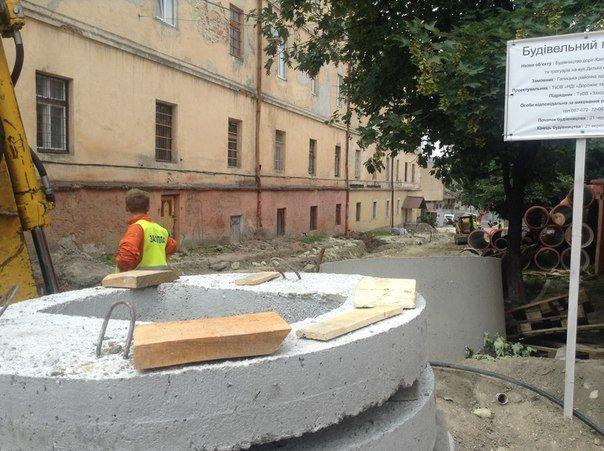 У Львові вулицю Детька відремонтують за 2 млн. 366 тисяч гривень (ФОТО), фото-3