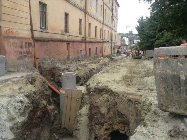 У Львові вулицю Детька відремонтують за 2 млн. 366 тисяч гривень (ФОТО), фото-2