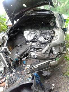 З'явилися фото з місця вибуху автомобіля на Львівщині (ФОТО), фото-2