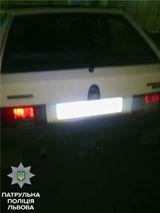 Правоохоронці затримали п'яного водія, якого позбавили прав на 10 років(ФОТО), фото-1