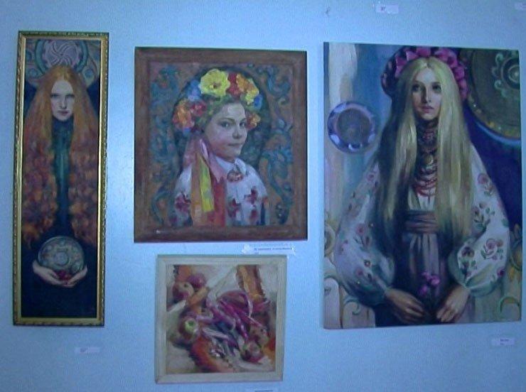 В кафе «Малина» пройдёт выставка художников из Киева, фото-2